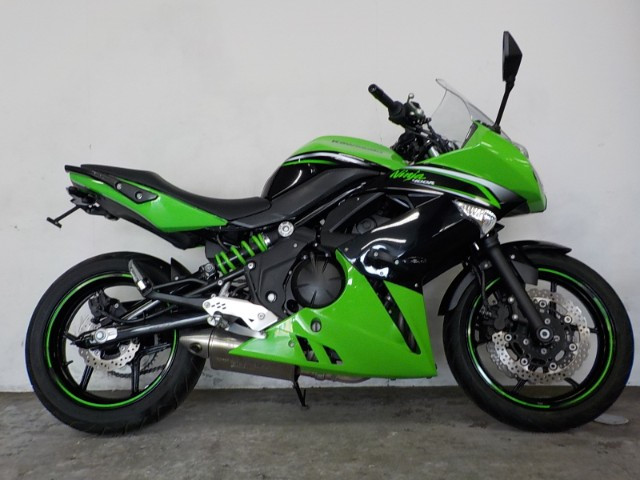 カワサキ Ninja 400R