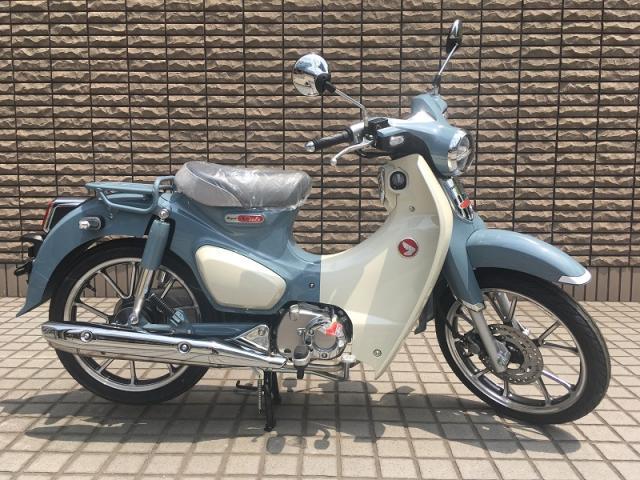 スパーカブC125