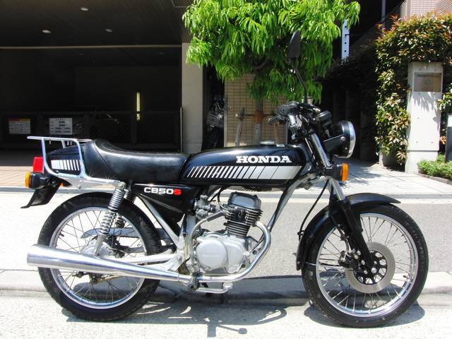 ホンダ CB50S