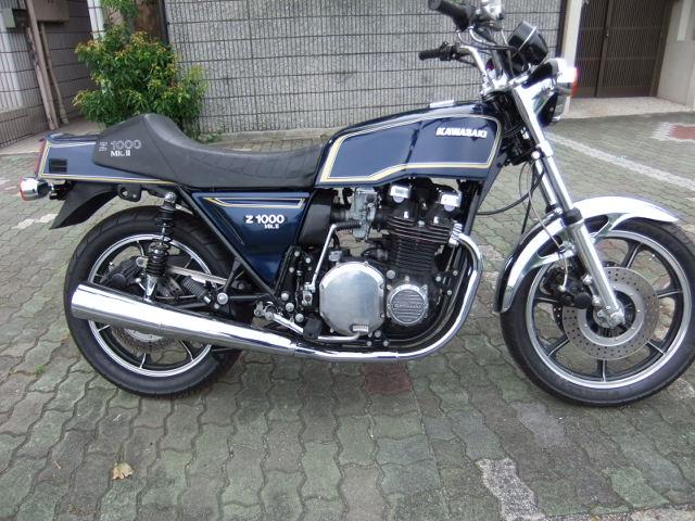 カワサキ Z1000MK-2
