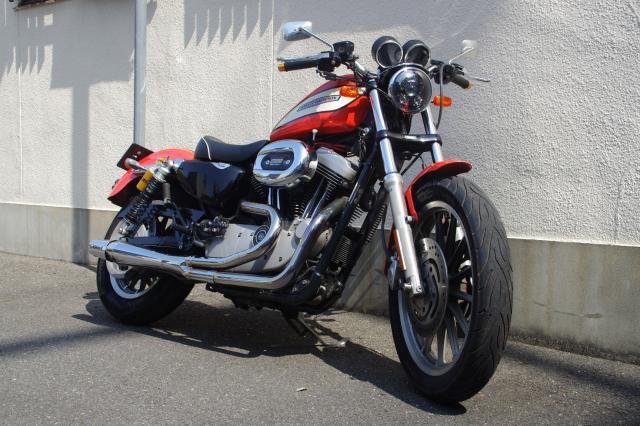 ハーレーダビッドソン XL1200R