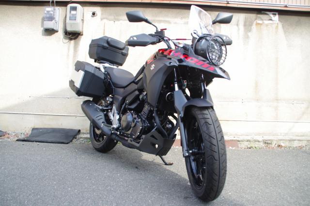 スズキ V-STROM250