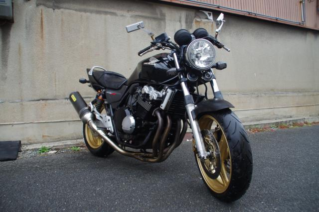 ホンダ CB400SF VTEC SPEC3