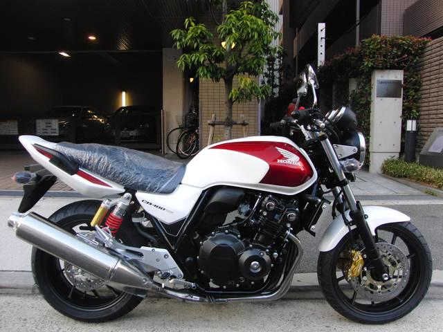 ホンダ CB400SF
