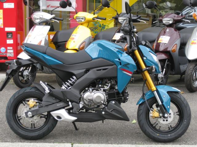 カワサキ Z125 PRO