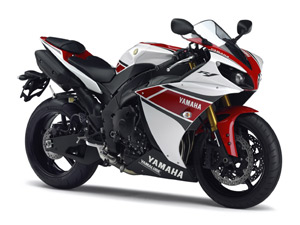 YZF-R1 WGP50th Anniversary Edition