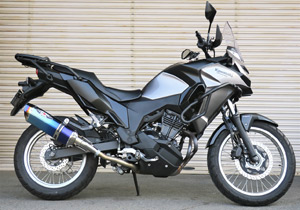 17~ VERSYS-X 250 NASSERT-Evolution TypeⅡ スリップオン